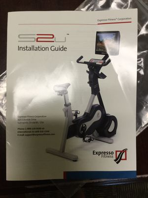 Expresso Fitness S2u for Sale in Garland, TX