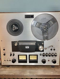 Vintage - Akai - GX-230D - Reel to Reel Recorder / Player - Made in Japan - Works for Sale in Mount Holly,  NC