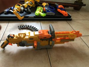 Nerf Guns $15 each for Sale in Palm Beach Gardens, FL