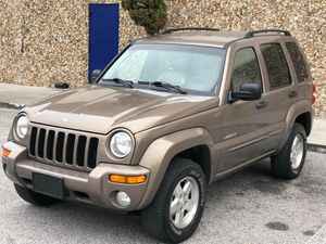 Jeep Liberty 2002 4x4 limited for Sale in Orlando, FL