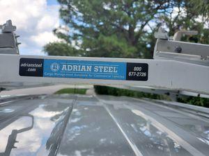 Steel latter rack for Sale in West Palm Beach, FL