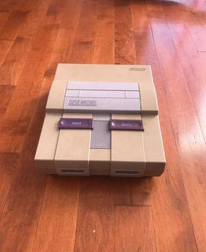 Super Nintendo for Sale in Triangle, VA