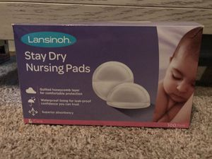Nursing pads & Diapers for Sale in Fort Worth, TX