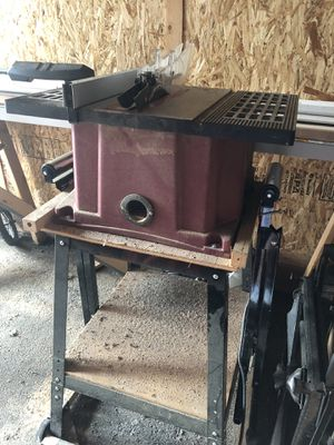 Table Saw for Sale in Federal Way, WA