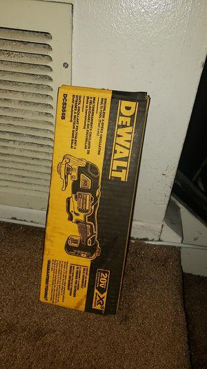 Dewalt XR 3 speed multitool brushless motor tool only for Sale in San Diego, CA