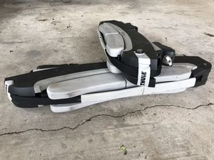 Thule locking surfboard rack - double decker for Sale in Alexandria, VA