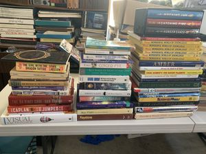 80+ Books (kids, history, etc) ALL FOR $25 for Sale in Elk Grove, CA