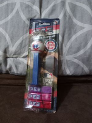Chicago Cubs pez dispenser for Sale in Pekin, IL