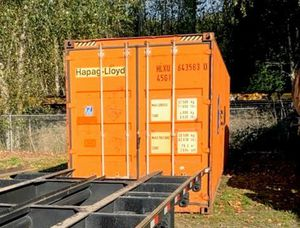 New and Used Storage Containers for Sale in Eagle Mountain, UT