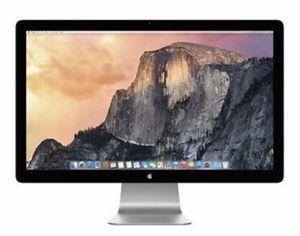 Apple Thunderbolt Display 27-inch Thunderbolt Monitor Model: A1407 for Sale in Nashville, TN