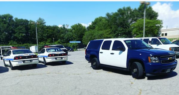O7 Chevy Suburban LT 2500 Police Package for Sale