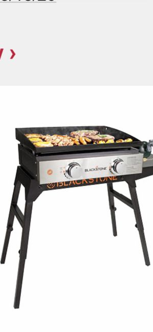 Portable Flat Top Blackstone Grill w/ stand brand new for Sale in Melrose, MA