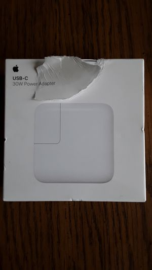 Apple USB-C Power Adapter for Sale in Albert Lea, MN