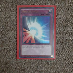 Mirror Force Ultra Rare First Edition for Sale in Torrington, CT