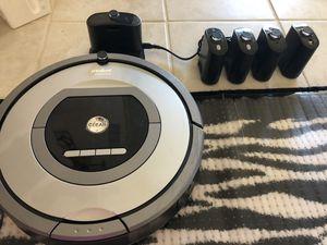 Roomba iRobit w 4 sensors for Sale in Rolling Hills Estates, CA