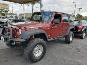 2008 Jeep Wrangler for Sale in Ontario, CA