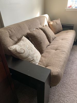 Futon -Queen Size for Sale in Tacoma, WA