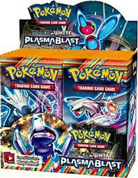 Pokemon plasma blast black and white booster box for Sale in Denver, CO