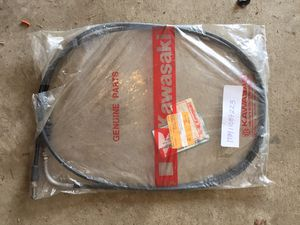 JS550 SBT Gasket Kit and OEM throttle cable for Sale in Libertyville, IL
