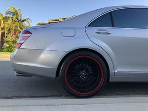 Mercedes AMG 20 inch REYES rims and tires set for Sale in Chino Hills, CA