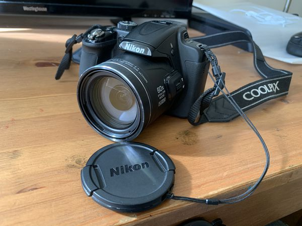 Nikon Coolpix P600 Used