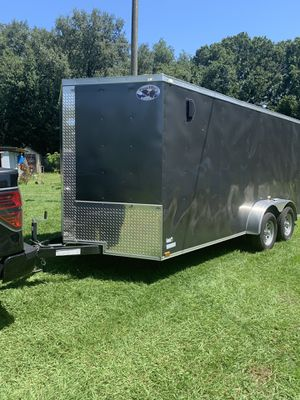 Enclosed trailer 7x16 for Sale in Bradley, FL