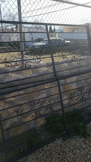 Iron Gate for Sale in El Paso, TX