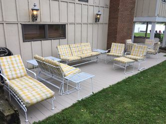 Summer furniture group for Sale in Harmony,  PA