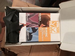 Winsor Pilates Basic Workout new in box for Sale in Crofton, MD