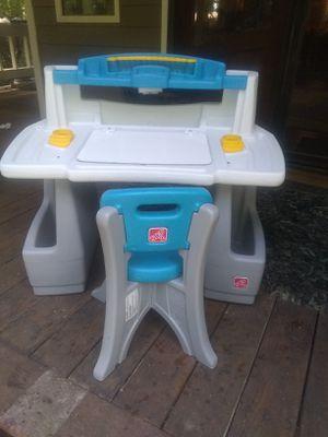 Step 2 art desk for Sale in Ravensdale, WA