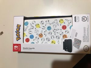 Pokémon switch lite stealth case for Sale in Columbus, OH