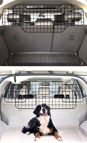 New in box suv barrier fence adjustable divider for pet dog travel trunk for Sale in Covina, CA