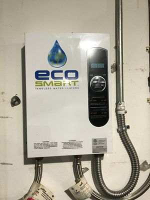 Eco Smart Tankless water heater 450obo for Sale in Hollywood, FL