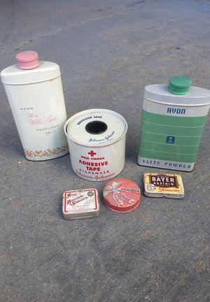 Antique Medicine Cabinet Items for Sale in Monrovia, CA