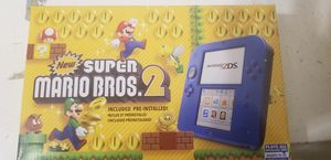 Nintendo 2DS - New Super Mario Bros. 2 for Sale in Cleveland, OH