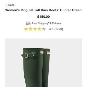Hunter Boots for Sale in Edmond, OK