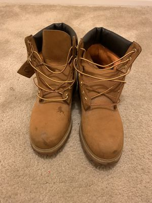 Timberland work boots size 10.5 for Sale in Washington, DC