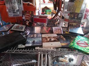 19 dvds and lg dvd player $30 for Sale in Cleveland, OH