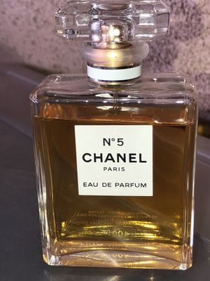 CHANEL N° 5 EDP 3.4-oz Woman's Perfume for Sale in Riverside, CA