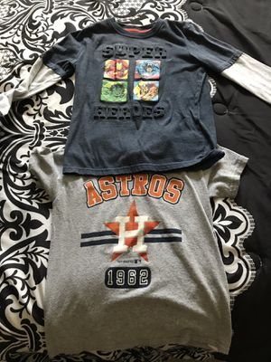 Kids Clothes Size 6 & 7 for Sale in Manvel, TX