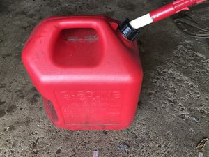 5 Gal Gas Can for Sale in Naperville, IL