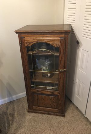 Wooden cabinet for Sale in Lakewood, CO
