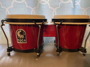 Toca Percussion Drum Set Red for Sale in Phoenix, AZ