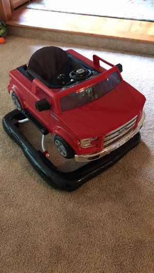 Red Ford Truck Baby walker/toy for Sale in Snohomish, WA