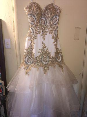 Camille la vie prom dress size 8 for Sale in Palo Alto, CA