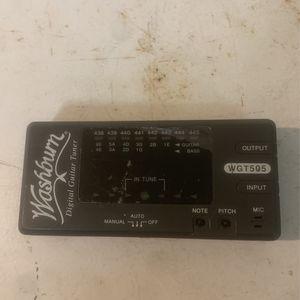 Manual and Auto Guitar Tuner for Sale in Stratford, CT