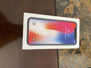 iPhone X 64gb for Sale in Sun City, AZ