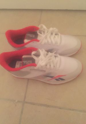 NEW NEVER WORN ..REEBOK..RED,WHITE,AND BLUE for Sale in Decatur, GA