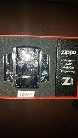 Brand New Crystal Zippo Lighter for Sale in St. Petersburg, FL