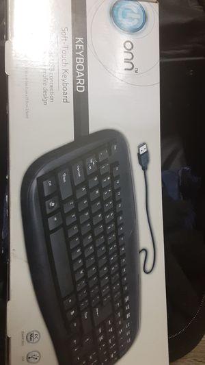 Onn keyboard i deliver new new for Sale in Denver, CO